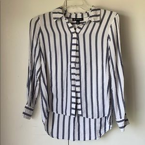 Cotton relaxed shirt